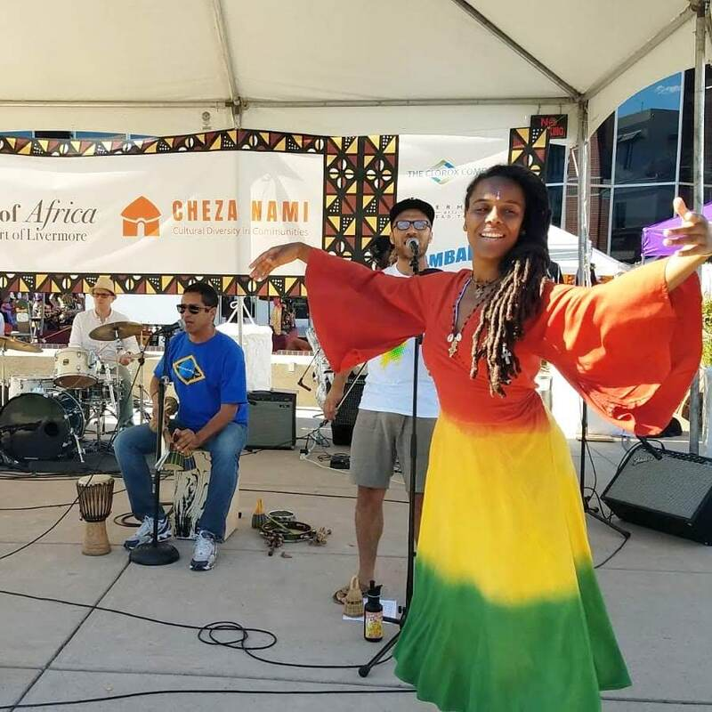 2018 Taste of Africa in the Heart of Livermore