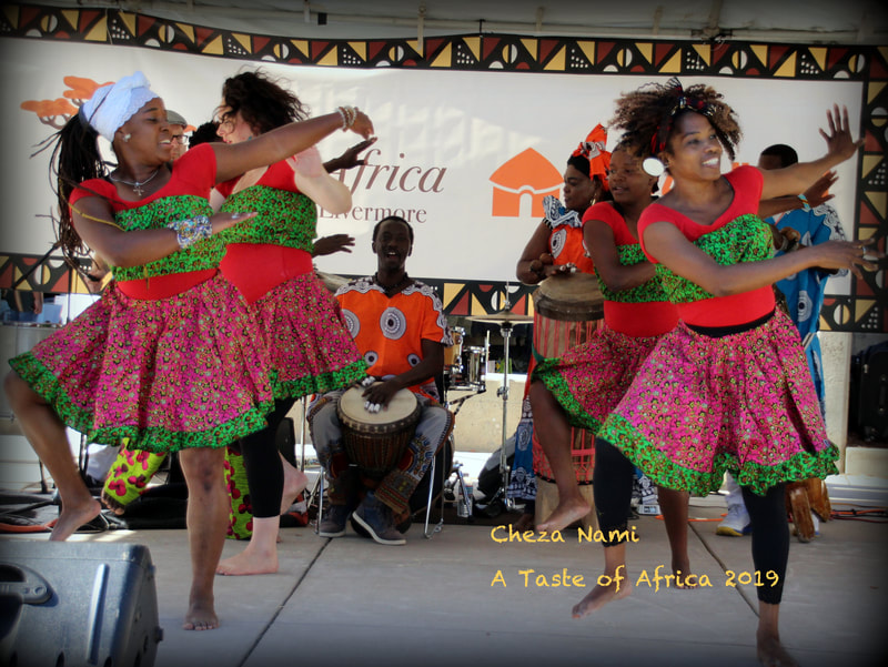 2019 Taste of Africa in the Heart of Livermore